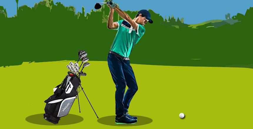 Best Golf Clubs for Tall Men That Fit Golfers Over 6-Feet Tall